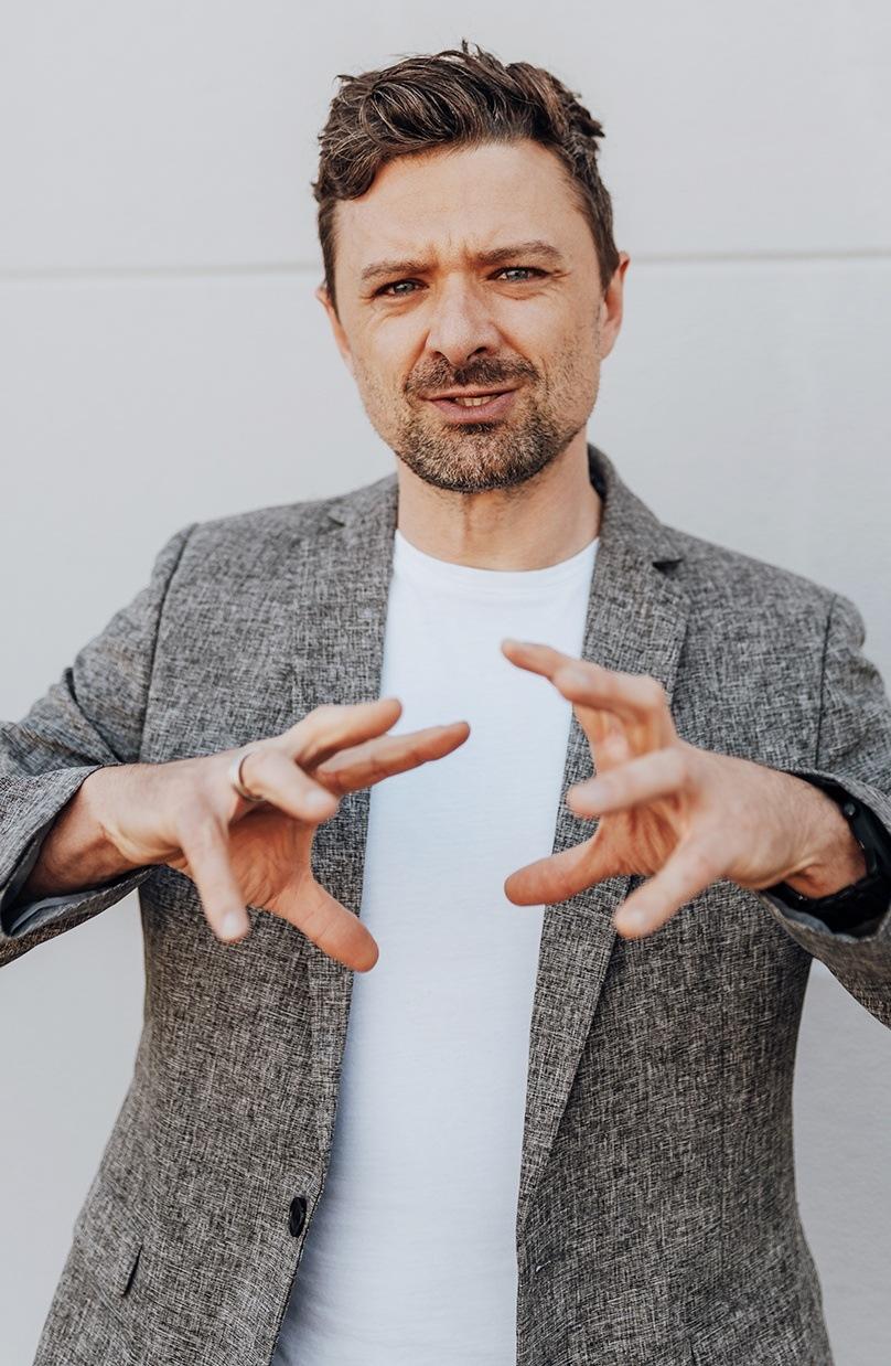 Coach Alexander Woldrich - Augsburg, Radio, Moderation, DJ, Coaching, Kommunikation, Deejay